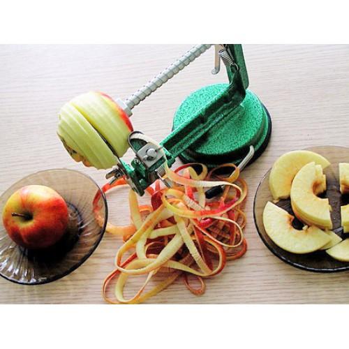 Нарезка яблок для сушки своими руками 5